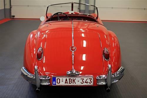 1955 Jaguar XK 140 roadster For Sale (picture 3 of 6)