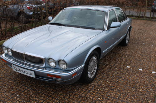 1997 Jaguar Sovereign AJ16 76k with FSH Amazing car! Wanted (picture 4 of 6)