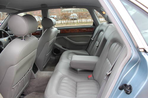 1997 Jaguar Sovereign AJ16 76k with FSH Amazing car! Wanted (picture 5 of 6)