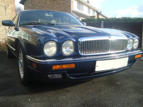 Jaguar Executive 1997 mdl 72k with FSH For Sale (picture 3 of 6)