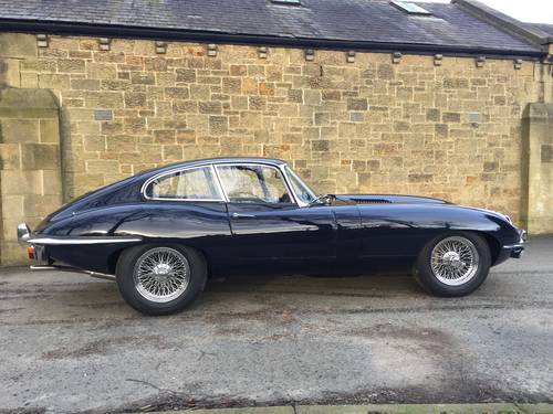 1969 E-type Coupe  for hire North East England For Hire (picture 3 of 5)