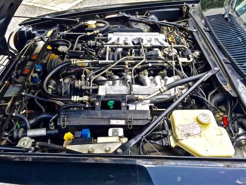 1989 Jaguar - XJS 5.3 V12 Convertibile RIVS REGISTRATION For Sale (picture 6 of 6)