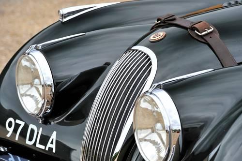 1949 Jaguar XK120 (Aluminium) - RHD For Sale (picture 6 of 6)