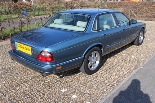 1997 Jaguar XJ6 3.2 AJ16 engine, only 61k  Amazing car! For Sale (picture 1 of 4)