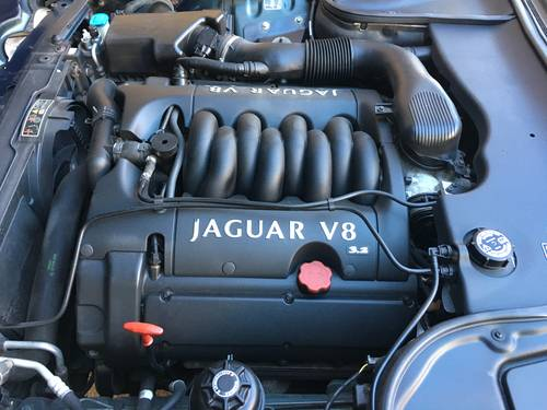 2000 JAGUAR X308 XJ8 3.2 V8Auto Service history Excellent example For Sale (picture 3 of 4)