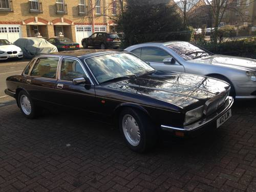 1996 Jaguar Daimler Majestic XJ40  LWB 4.0 very rare car! For Sale (picture 1 of 6)