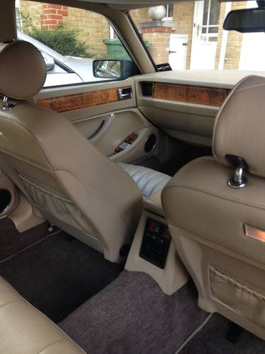 1996 Jaguar Daimler Majestic XJ40  LWB 4.0 very rare car! For Sale (picture 6 of 6)
