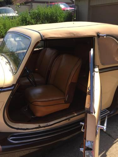 1950 Jaguar Mark V Coupe SOLD (picture 4 of 5)