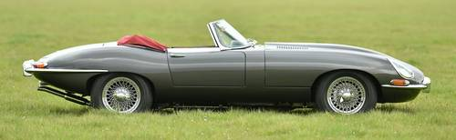 1962 E Type 3.8 Litre OTS Left Hand Drive For Sale (picture 2 of 6)