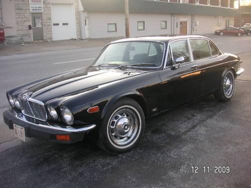 1976 Jaguar XJ6 4DR Sedan For Sale (picture 1 of 6)