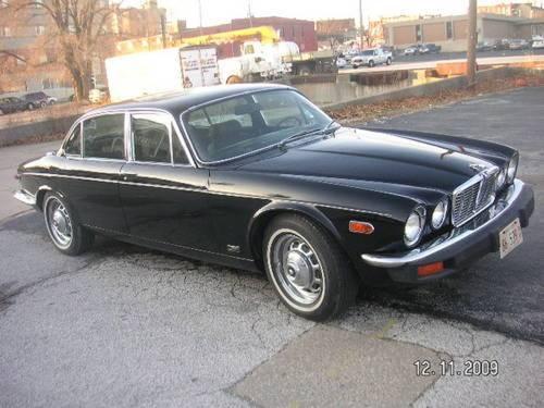 1976 Jaguar XJ6 4DR Sedan For Sale (picture 2 of 6)