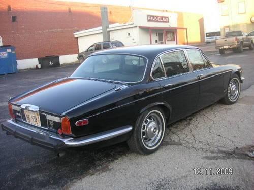 1976 Jaguar XJ6 4DR Sedan For Sale (picture 4 of 6)