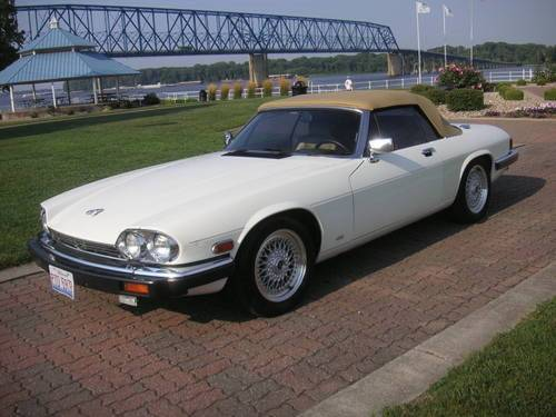 1988 Jaguar XJ6 V12 Convertible For Sale (picture 2 of 6)