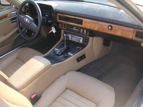 1988 Jaguar XJ6 V12 Convertible For Sale (picture 4 of 6)