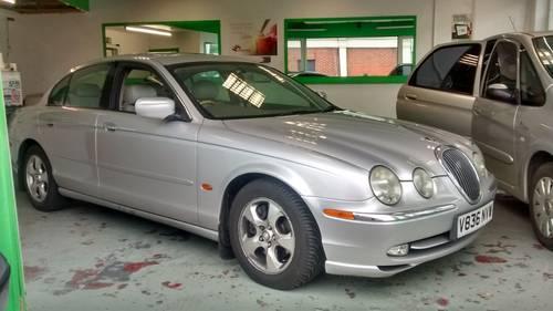 1999 V reg Jaguar S-type 4.0L For Sale (picture 1 of 5)