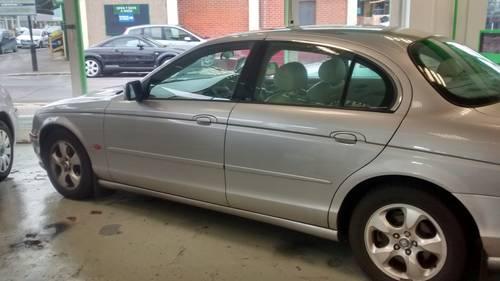 1999 V reg Jaguar S-type 4.0L For Sale (picture 2 of 5)
