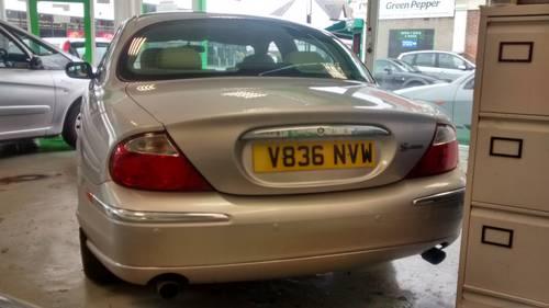 1999 V reg Jaguar S-type 4.0L For Sale (picture 4 of 5)