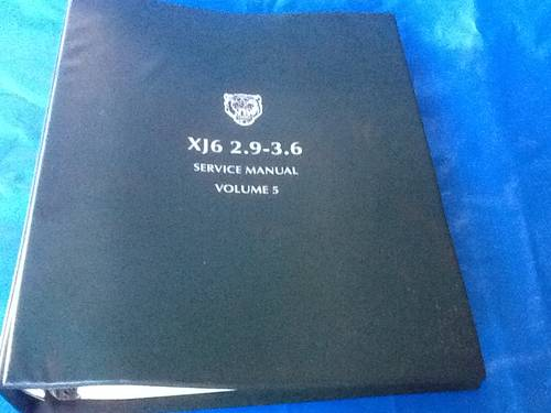 1990 Three Original Jaguar Workshop Manuals For Sale (picture 1 of 6)
