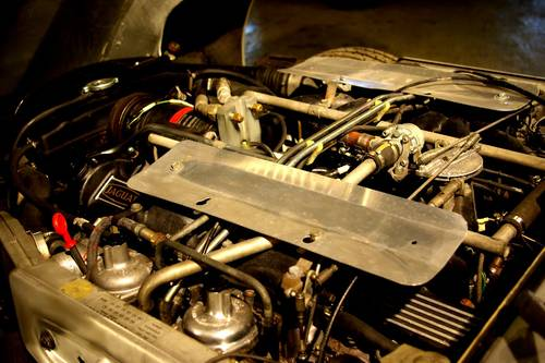 Jaguar E-Type 5,3l V12 Rdst S III 1973 For Sale (picture 5 of 6)