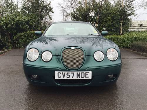 2007 (57) Jaguar S-TYPE 2.7D V6 auto XS IMMACULATE For Sale (picture 2 of 6)