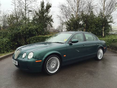 2007 (57) Jaguar S-TYPE 2.7D V6 auto XS IMMACULATE For Sale (picture 3 of 6)