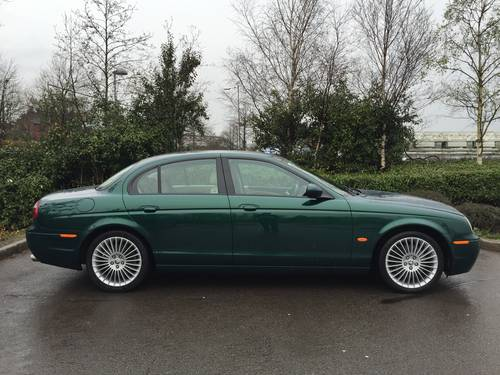 2007 (57) Jaguar S-TYPE 2.7D V6 auto XS IMMACULATE For Sale (picture 5 of 6)