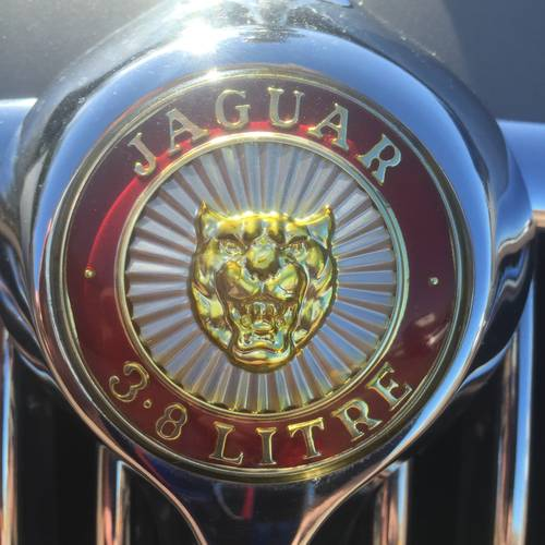 Jaguar FIA 3.8 Mk2 / MkII  For Sale (picture 1 of 1)