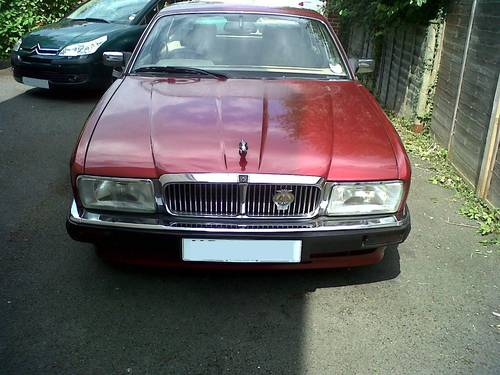 Jaguar Sovereign XJ40 1994 with 61k miles and FSH For Sale (picture 1 of 6)