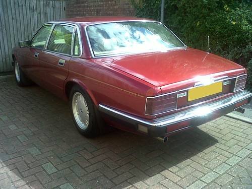 Jaguar Sovereign XJ40 1994 with 61k miles and FSH For Sale (picture 3 of 6)