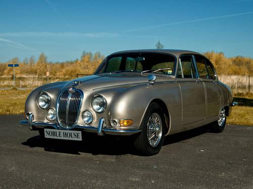 Jaguar S-Type 3.8 L automatic 1965  For Sale (picture 1 of 6)