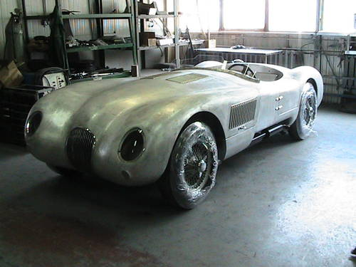 Jaguar C-Type Recreation For Sale (picture 1 of 1)