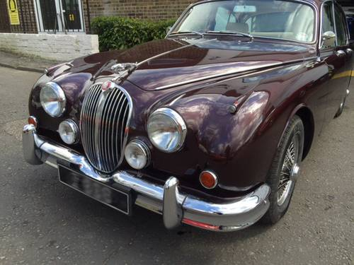 1963 Jaguar MK2 3.8 For Sale (picture 4 of 6)