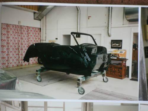 1951 Jaguar MK V Drophead DHC 3.5 Litre Concours For Sale (picture 6 of 6)