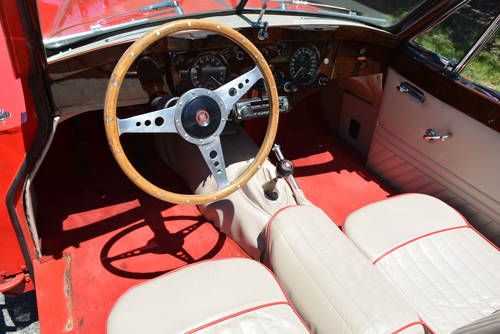 1957 Jaguar XK140 DHC For Sale (picture 4 of 5)