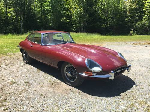 1967 Jaguar XKE Series I Coupe For Sale (picture 1 of 4)