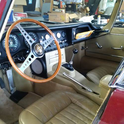 1967 Jaguar XKE Series I Coupe For Sale (picture 3 of 4)