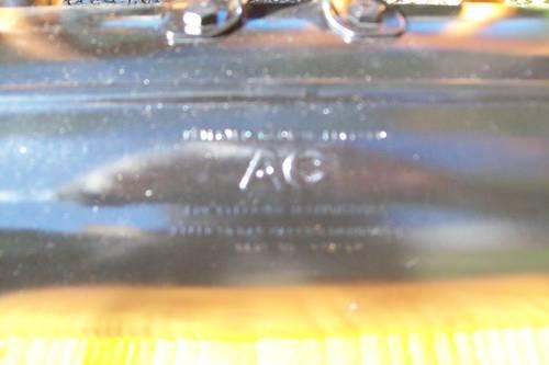 1950 JAGUAR MKV AIR CLEANER For Sale (picture 4 of 6)