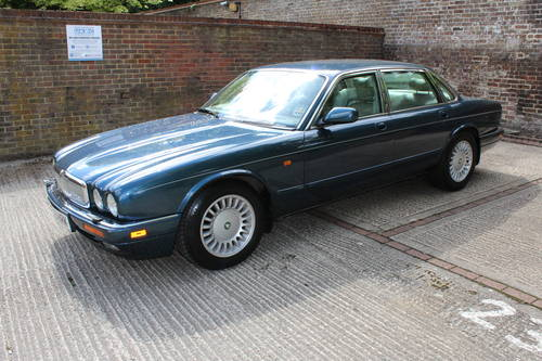 Jaguar Sovereign XJ6 1997 last year of build  For Sale (picture 2 of 6)