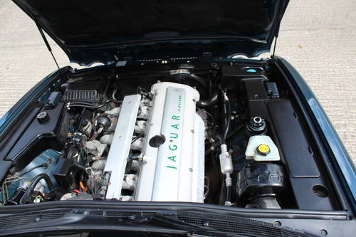 Jaguar Sovereign XJ6 1997 last year of build  For Sale (picture 5 of 6)