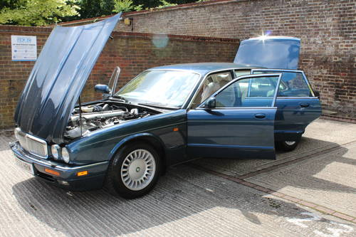 Jaguar Sovereign XJ6 1997 last year of build  For Sale (picture 6 of 6)