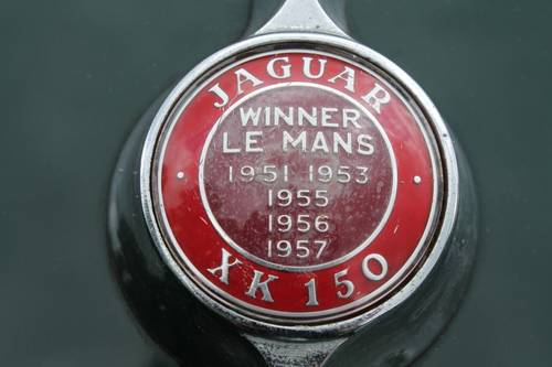 1960 Jaguar XK150 SE 3.4 Litre Drophead Coupe For Sale (picture 4 of 6)