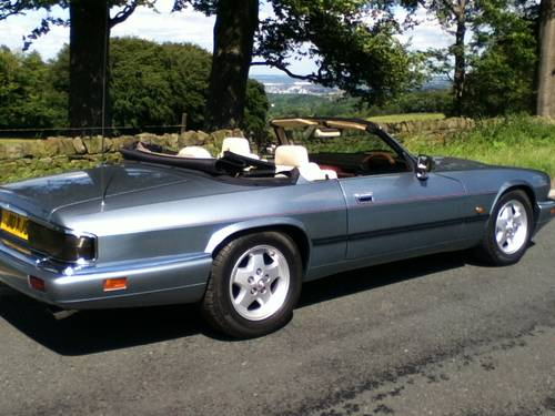 Jaguar XJS Convertible 4.0 1994 immaculate For Sale (picture 6 of 6)