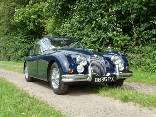 XK150S 3.8  Fixed head coupe 1960 For Sale (picture 1 of 5)