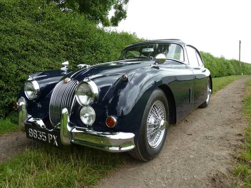 XK150S 3.8  Fixed head coupe 1960 For Sale (picture 2 of 5)