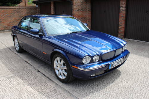 2003 Jaguar XJ Sport  3.0 only 84k miles and Sunroof 100+ pics For Sale (picture 1 of 6)