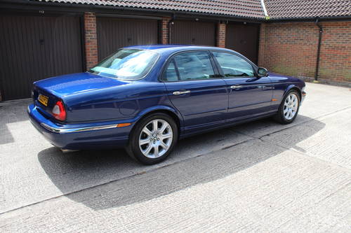 2003 Jaguar XJ Sport  3.0 only 84k miles and Sunroof 100+ pics For Sale (picture 2 of 6)