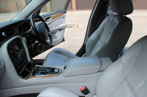 2003 Jaguar XJ Sport  3.0 only 84k miles and Sunroof 100+ pics For Sale (picture 5 of 6)