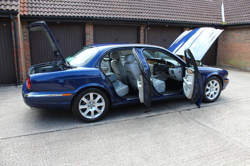 2003 Jaguar XJ Sport  3.0 only 84k miles and Sunroof 100+ pics For Sale (picture 6 of 6)
