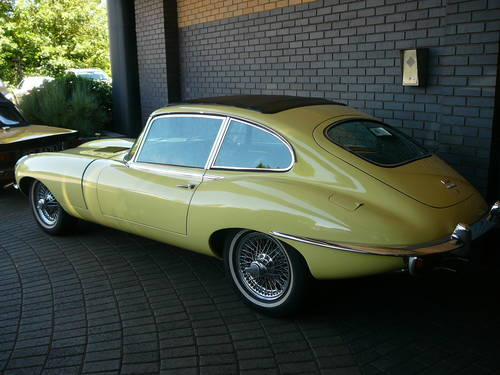 1969 Jaguar E Type Series 2 2+2 For Sale (picture 3 of 6)