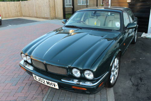 2002 Jaguar XJR V8 R1 Brembo  BBS - Selling complete for spares For Sale (picture 1 of 6)